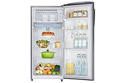 Samsung RR19H1414SA/TL Direct-cool Single-door Refrigerator (192 Ltrs, 5 Star Rating, Metal Graphite )