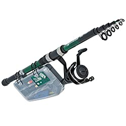 CAPERLAN UFISH FRESHWATER 350 NEW FISHING EXPLORATION SET
