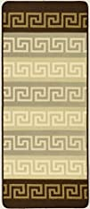 Lilly Collection Brown,Grey,Beige 20″…