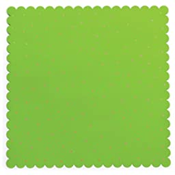 Embellish Your Story Green w/Pink Dots Magnetic Memo Board - Embellish Your Story Roeda 14135-EMB