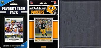 NFL Green Bay Packers Licensed 2013 Score Team Set and Favorite Player Trading Card... by C&I Collectables