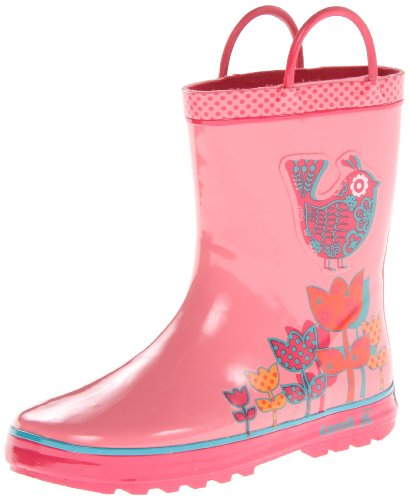 Kamik Birdy Rain Boot (Toddler/Little Kid)