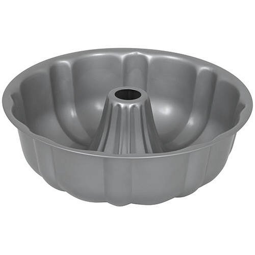 Baker's Secret Basics Nonstick Fluted Tube Pan