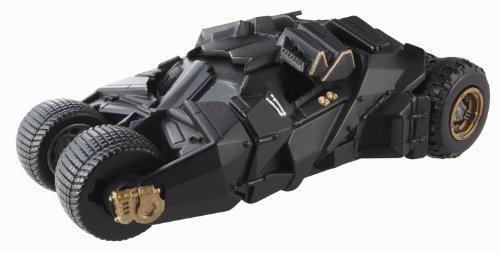 HotWheels / バットマン バットモービル (100種類以上の変形が可能! カスタマイズ バットモービルセット!)