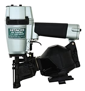 Hitachi NV45AB2S 7/8 -Inch to 1-3/4 -Inch Coil Roofing Nailer