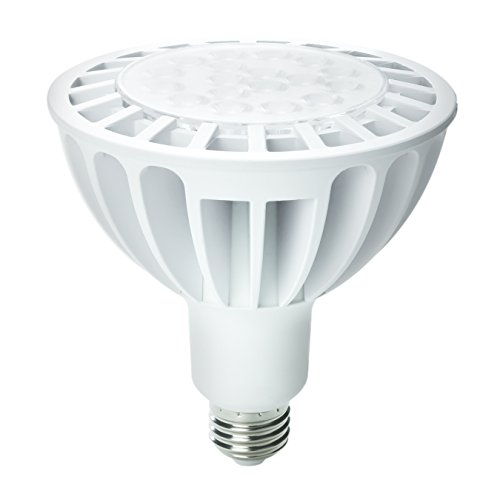 Kobi Electric K6L5 16-Watt (75-Watt) Par38 Led 5000K Cool White Indoor Narrow Flood Light Bulb, Dimmable