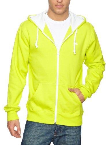 Quiksilver Contrast Men's Sweatshirt Zest Large