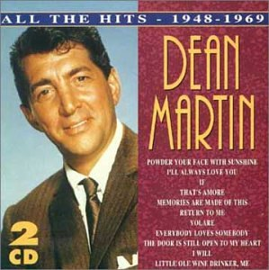 DEAN MARTIN - All The Hits 1948 - 1969 (CD1 - Zortam Music