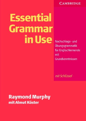 essential english grammar by raymond murphy pdf