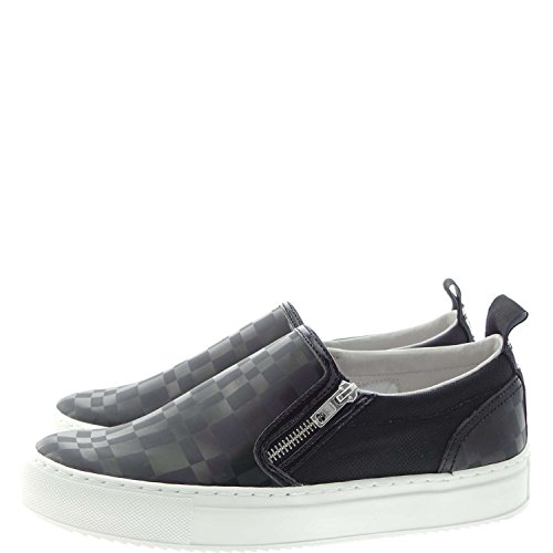 Cult CLE 102143 Slip On Uomo Nero 42