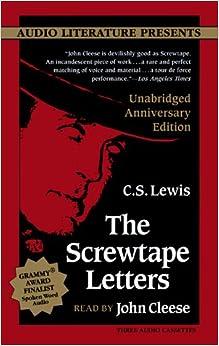 C S Lewis The Screwtape Letters Audiobook - YouTube
