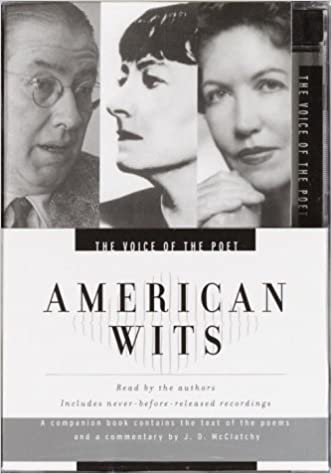 American Wits - Ogden Nash, Dorothy Parker, Phyllis McGinley - Various