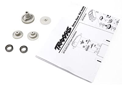 Traxxas 2072 2070 and 2075 Servos Gear Set