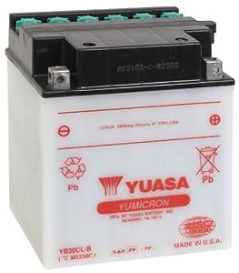 Yuasa YUAM2230C YB30CL-B Battery by Yuasa