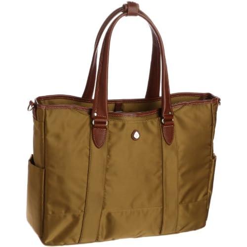 [ウルティマ トウキョウ] ultima tokyo varietas ルーカス 多機能ビジネストートバッグ(ジャケット押さえバンド付き・折り畳み傘ポケット付き・B4サイズ) 45094 04 (カーキ)
