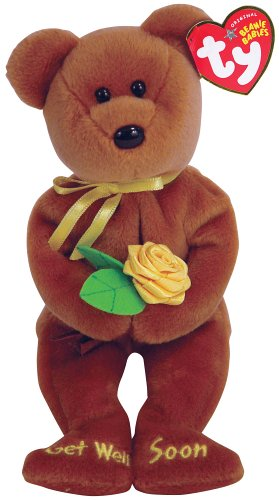 Ty Bandage - Get Well Bear - 1