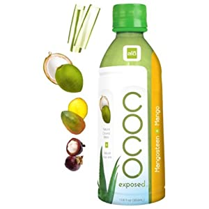 COCO Exposed Mangosteen 330ml*12