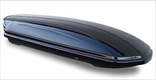 Menabo Dachbox Autobox Mania Black 580 Duo schwarz