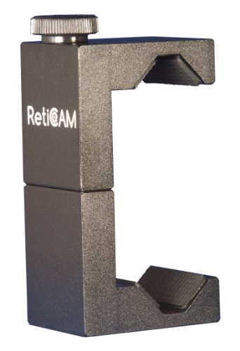 RetiCAM-Smartphone-Tripod-Mount-with-Standard-Plus-XL-Conversion-Kit21-to-36-inch-Black