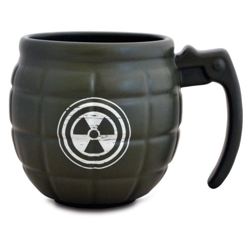 Fizz Grenade Mug