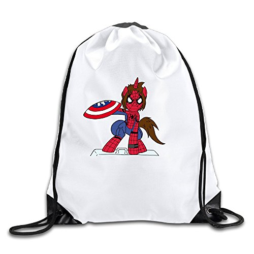 Elnory Spiderman Cool Backpack
