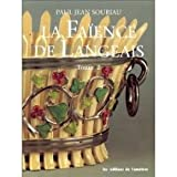 img - for LA FAIENCE DE LANGEAIS - TOME 2 book / textbook / text book