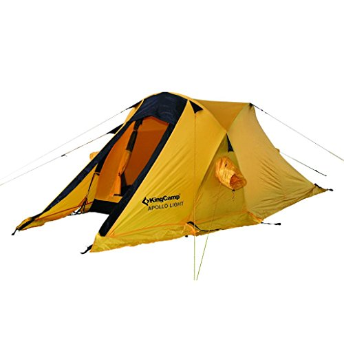 All images of Kingc&® Apollo Light 4 Season tent - Rip-Stop Fabric with Waterproof 5000mm 2-Person Tent for Trekking Hiking  sc 1 st  C&ing Tents 2 People Review : best two person tents - memphite.com