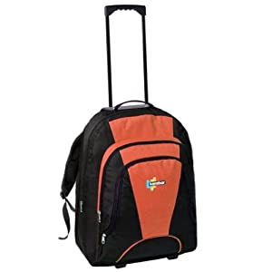 Karabar Cabin Wheeled Backpack 55 x 40 x 20 cm - 3 Years Warranty!