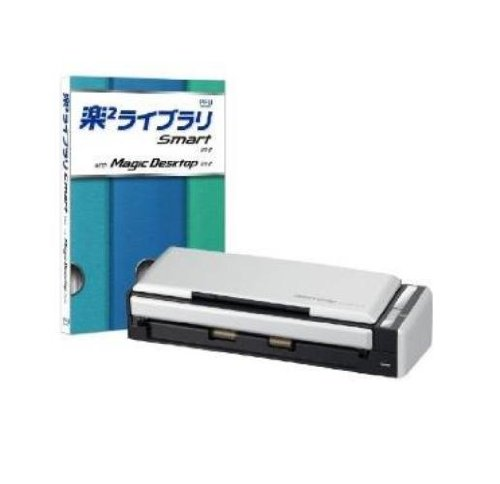 Fujitsu ScanSnap S1300i Deluxe Adobe Acrobat XI Standard with [limited production model: FI-S1300A-DSP
