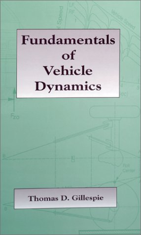 Fundamentals of Vehicle Dynamics (R114)