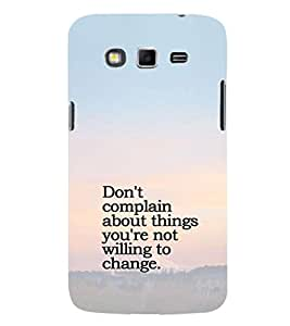 Ebby Premium Printed Mobile Back Case Cover With Full protection For Samsung Galaxy Grand Max (Designer Case)