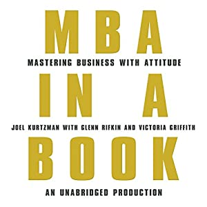 MBA in a Book Audiobook