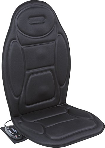 Relaxzen 60-2926XP 5-Motor Massage Seat Cushion with Heat, Black (Mode Control Motor compare prices)