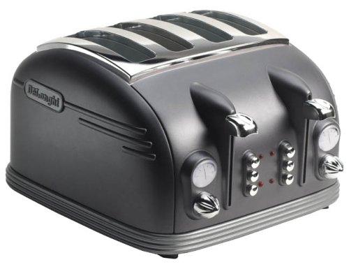 De'Longhi Metropolis CTM4023 4-Slice Toaster from Delonghi