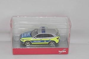 """Herpa 092364 Audi Q5 """"Polizei Freiburg"""""""