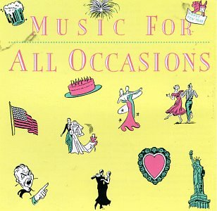 Music for All Occasions by Eddy Howard, Lawrence Welk, The Lettermen, Guy Lombardo and Cristy Lane