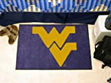 "West Virginia Starter Rug 20""x30"" Fan Mats at Amazon.com"