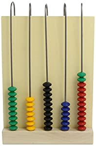 Goula - Abaco 5 x 20, material educativo (Diset 51052) por Diset