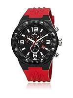Joshua & Sons Reloj con movimiento cuarzo suizo Man JS62RD 49.0 mm