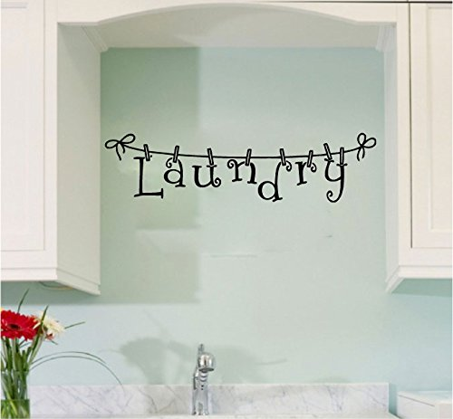 laundry-with-clothes-line-and-pins-vinyl-wall-words-decal-sticker-graphic