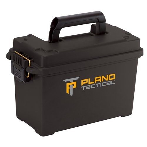 Plano Molding Plano Tactical Custom Ammo Box - (Ammo Cans Plano compare prices)