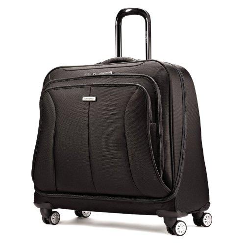 Samsonite Luggage Hyperspace Xlt Spinner Garment Bag, Black, One Size