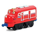 Chuggington Die-Cast - La Locomotive Wilson - Véhicule Miniature 6 cm