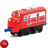 Chuggington StackTrack LC54001 - Locomotiva Wilson