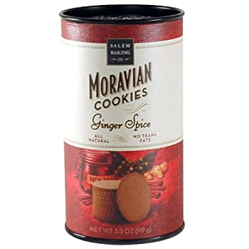 Moravian Spice Cookies (3.5 oz)
