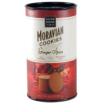 Moravian Spice Cookies (3.5 oz)