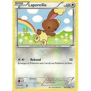 Nintendo - Carte Pokémon 84/106 LAPOREILLE Série XY Étincelles NEUVE FR - Vendeur Carte-Mania votre spécialiste.