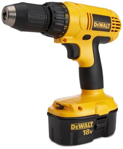 Power Tools Dewalt Dc759ka Heavy Duty 18 Volt Ni Cad 1 2