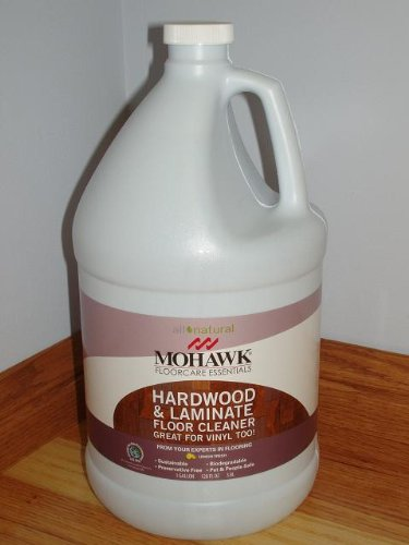 Mohawk FloorCare Essentials Hardwood & Laminate Floor Cleaner - 1 Gallon Refill