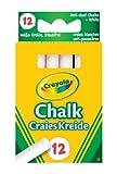 Crayola - Anti Dust White Chalk